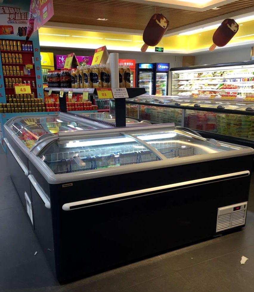 安德利A1组合岛柜 冷冻柜制冷速冻快质量好