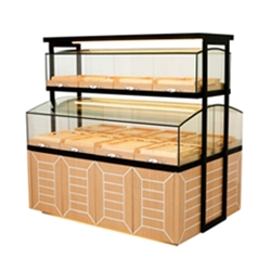 Bread display cabinet