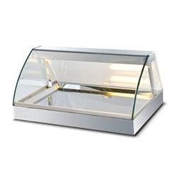 RD Tabletop Hot  Display Case