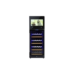 PHZ-DZ-75 One Section Wine Display Cooler